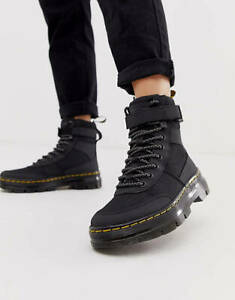 Dr. Martens Unisex Combs Tech Extra Tough Poly Casual Boots UK 3 - 6 RRP £109