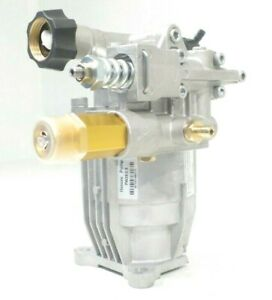 "Broken Tab 2800-3000 PSI, 2.5 GPM Pressure Washer Pump with 3/4"" Shaft, Premium"