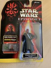 Hasbro Darth Maul Jedi Duel with Double-Bladed Lightsaber Action Figure
