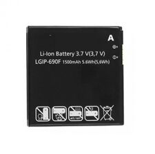 Replacement Battery LGIP-690F for  LG Quantum C900 C900K Optimus 7Q 1500mAh