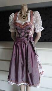 German Bavarian Exclusive  Designer Dirndl Apron Blouse  6