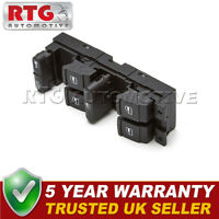 Electric Master Window Control Switch Panel Fits Seat Skoda VW