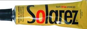 reparation planches de surf boards 56 ml POLYESTER DING REPAIR SOLAREZ ATU102