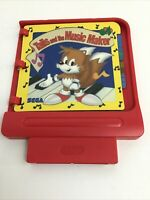 Pico Sega Game Cartridge Tails And The Music Maker Vintage 90s Gaming Sonic
