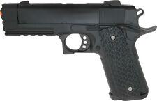 JG/GE 3008 Full Metal Hi-Capa Tactical 1911 Striker Head Airsoft Spring Pistol