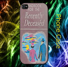 Beetlejuice Inspired Handbook 4 the Deceased Pictorial Case for iPhone & Samsung