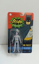 "Batman 1966 Mr Freeze 3 3/4"" Action Figure Retro Funko"
