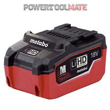 Genuine Metabo 625342000 18v 5.5Ah LiHD High-Density Lithium Battery Pack