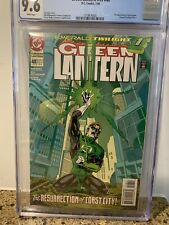 GREEN LANTERN V3 #48 CGC 9.6 QUALIFIED 1ST APPEARANCE KYLE RAYNER DC COMICS 1994