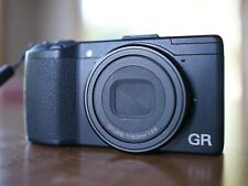 Ricoh GR 16.2MP APS-C Clean Used Digital Camera Bundle