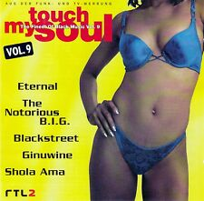 TOUCH MY SOUL - THE FINEST OF BLACK MUSIC VOL. 9 / 2 CD-SET - TOP-ZUSTAND