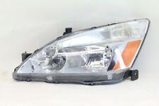 Honda Accord 03-07 Headlight Head Lamp, Left Driver Side 33151-SDA-A01