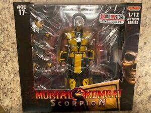 Storm collectibles mortal kombat scorpion 'Especial Edition' BBTS