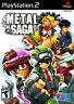 Metal Saga PS2 New Playstation 2