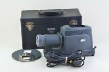 EXC++ ARGUS 35mm SLIDE PROJECTOR VIEWER, WORKS GREAT!  IN CASE