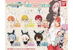 Idolish 7 Mascot Keychain SD Figure Mitsuki Nagi Riku Gaku Tenn Ryunosuke @13225