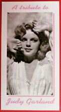 JUDY GARLAND - Card # 08 individual card - Tribute Collectables - 2010