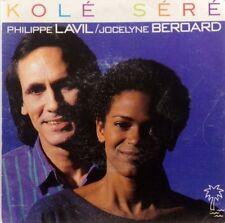 45 tours - Philippe Lavil - Jocelyne Beroard - Kolé Séré