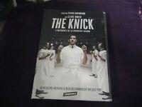 """COFFRET 4 DVD """"THE KNICK - SAISON 1"""" Clive OWEN / de Steven SODERBERGH"""