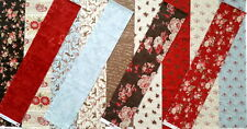 Park Avenue Moda Kit by 3 Sisters Fabric - Eighth Yard Strips Plus Craft Pattern