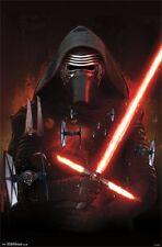 Star Wars The Force Awakens Kylo Ren Poster 22x34 T13969