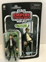 STAR WARS VINTAGE COLLECTION ESB HAN SOLO BESPIN 3 3/4 INCH ACTION FIGURE WAVE 4