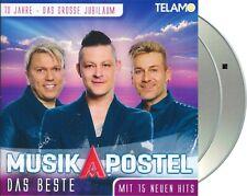 """Die Musikapostel """"das beste"""" 2CD NEU Album 2020"""