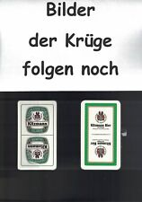 Erlanger Bergkirchweih, 0,5 Liter Bierkrüge ohne Deckel (verschiedene Jahrgänge)