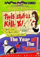 THIS STUFF'LL KILL YA/THE YEAR OF THE YAHOO - DOUBLE FEATURE NEW DVD