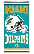 NFL Miami Dolphins Fiber Reactive Beach Towel