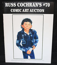 Russ Cochran's Comic Art Auction #70 Catalog - MAD Michael Jackson (VF) 4/19/05