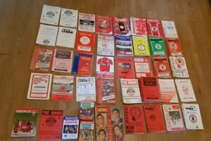 A Large Collection of Football Programmes for Barnstaple FC & Bideford AFC