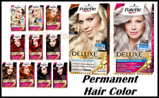 Schwarzkopf Palette Deluxe Color Creme Hair Oil- New Color Permanent Hair Dye