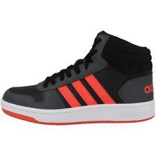 Adidas Hoops Mid 2.0 K Unisex Kinder Sneaker mid Turnschuhe Sportschuhe