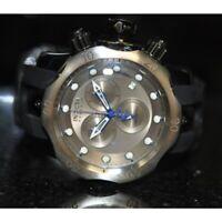 Invicta Men's Rare Venom Reserve Swiss Chrono Grey Dial Black Poly Watch 11787