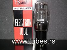 5R4GY Standard brand NOS NIB D Getter Vintage Rectifier Tube