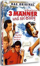 Drei Männer und ein Baby ( Französische Kult Komödie ( Das Original )) NEU OVP