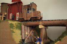 On30 1/48 DCC sound diesel locomotive