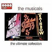 The Musicals - the Ultimate Collection, Various Artists, Audio CD, Good, FREE &