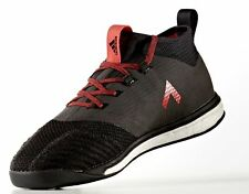 Adidas BA4431 ACE TANGO 17.1 Herren Schuhe Sport Sneaker 40 UK 6.5 Schwarz Rot W
