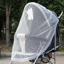 Infants Baby Stroller Pushchair Buggy Mosquito Insect Protector Net SafE wlRTNM