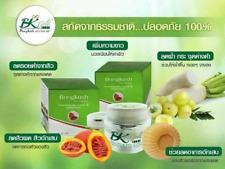 3X SET Bk Bongkosh Herbal Gold Plus Skin Cream + Soap Acne Blemish Melasma 2 Pcs