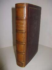 LOUIS LAHURE CHRISTIANISME & PHILOSOPHES 1846 EO ENVOI Signé ABBE BAUTAIN Relié