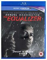 The Equalizer (Blu ray - 2015) FREE Shipping - FAST Dispatch Guaranteed* SEALED