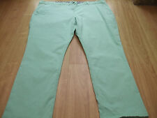 BODEN PLUS S*** STRAIGHT LEG COTTON ANKLE SKIMMERS TROUSERS SIZE 22 LONG BNWOT