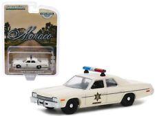 1975 Dodge Monaco Cream Hazzard County Sheriff Movie 1:64