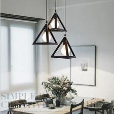 Kitchen Pendant Light Bar Lamp Modern Ceiling Lights Black Chandelier Lighting