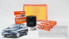 Hyundai Excel X3 G4EK G4FK 1994~2000 1.5 L AIR OIL SPARK PLUGS SERVICE KIT