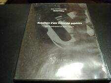 """DVD """"CONFERENCE DE MICHEL ONFRAY : NAISSANCE D'UNE UNIVERSITE POPULAIRE"""" 2005"""
