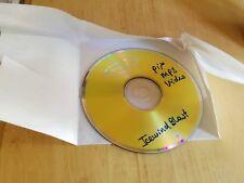 Vintage Underground Heavy Metal Rules Magazine demo promo cd Icewind Blast Rare